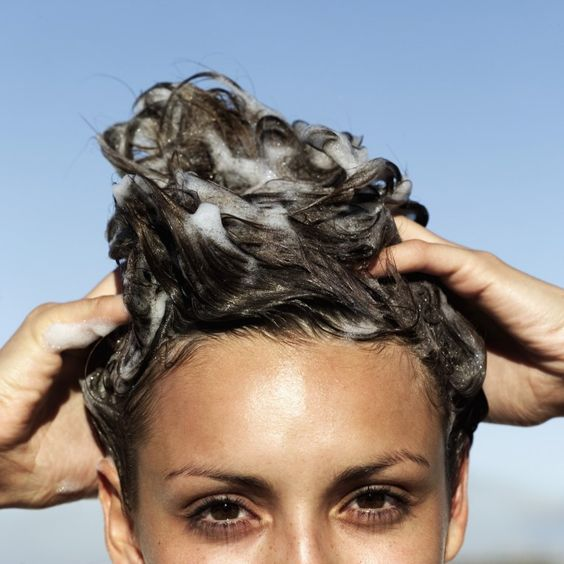 untangle knotted hair exteisions 100% real human hair