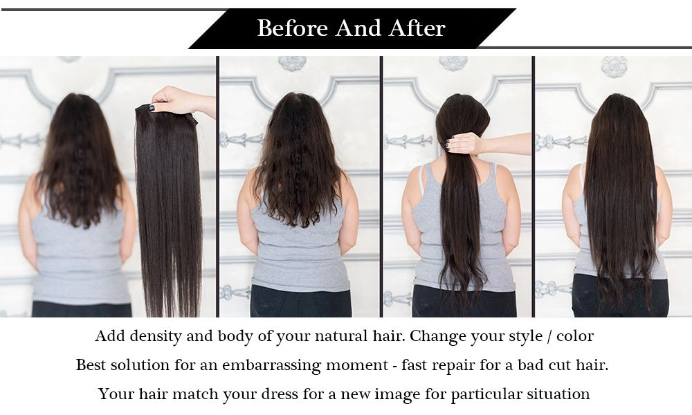 advantages clip in human hair extensions