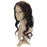 Dark Brown Lace Front Human Hair Wigs with Baby Hair #4
