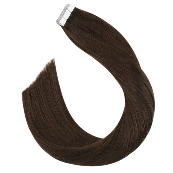 Brown Highlighted Blonde Human Hair Lace Front Bob Wigs with Baby Hair #8/22