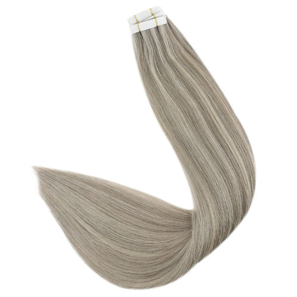 tape in human hair full cutical virgin hair