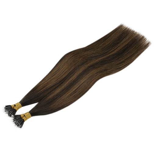 pre bonded nano hair extension