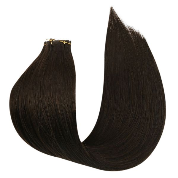 skin weft tape extensions