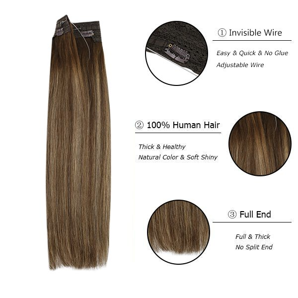halo extensions human hair