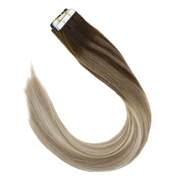 hair extensions human hair tape ins