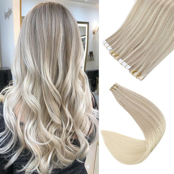 the best tape in hair extensions
