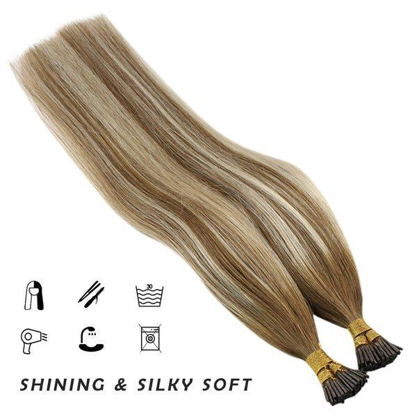 stick i tip human hair extensions