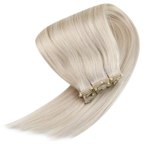 EZE weft hair extensions