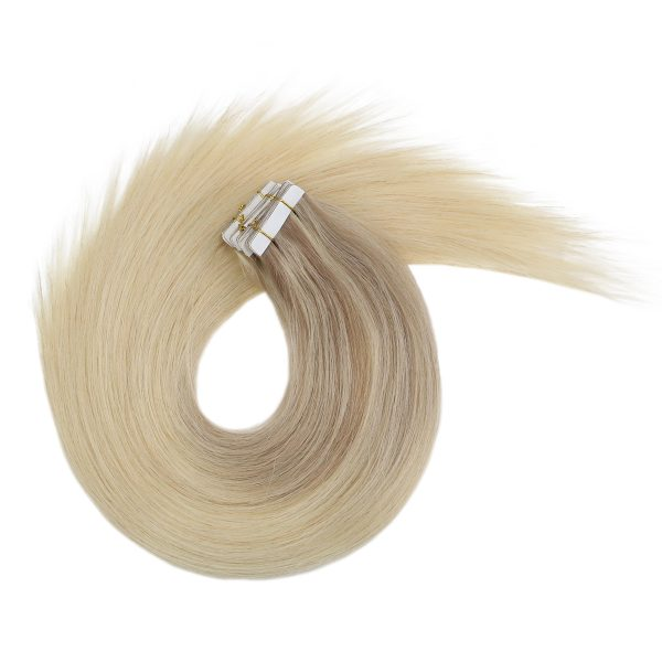 100% virgin remy human hair extensions