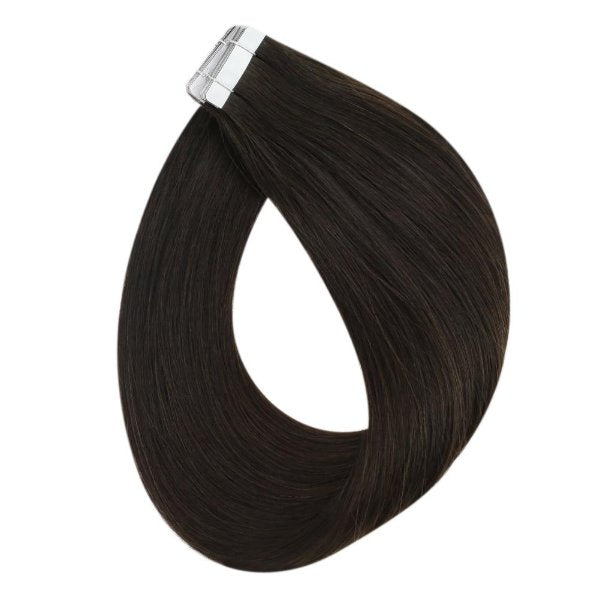 human hair tape in extensions