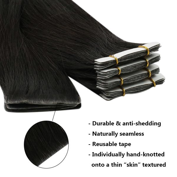 best invisible tape in hair extensions