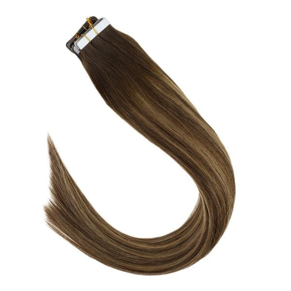 human hair extensions tape