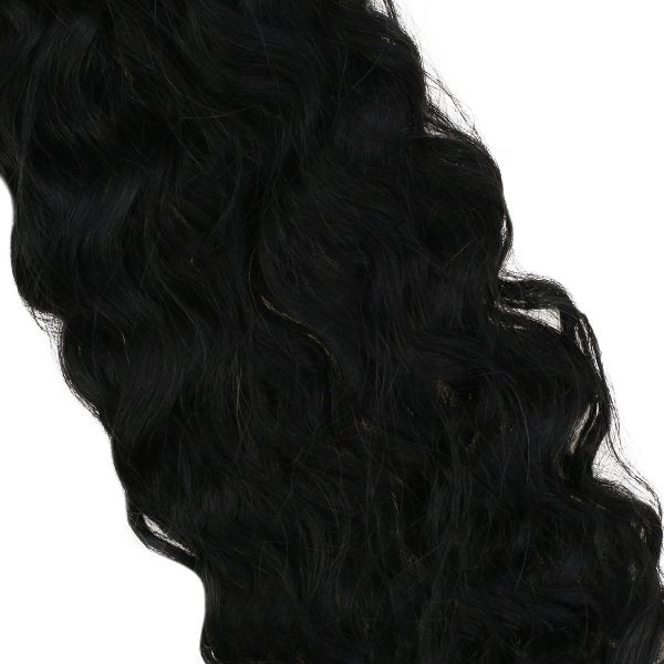 tape in hair extensions black