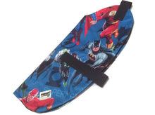 Justice League Dog coat, dog rug, double fleece,  medium large xxl greyhound great dane