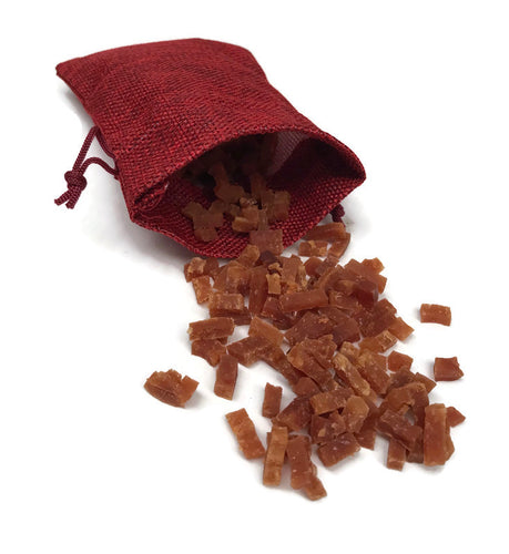 Chicken bits snack pack treats