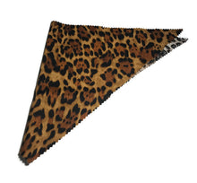 Dog Bandanna cotton summer leopard print design