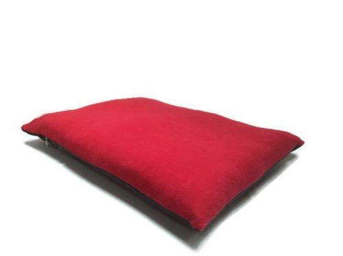 New Dog Bed Red Dog Bed Medium Dog Bed Staffy Dog Bed Washable Dog Bed