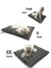 DIY dog bed, insert, washable fabric, recycled dog bed, kennel bed puppy mastiff Dane big large