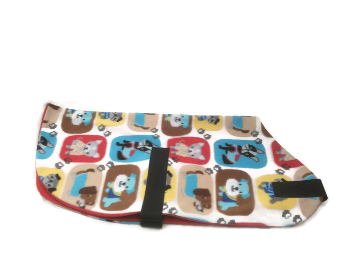 Dog Coat, dog rug, dog blanket, puppy coat fleecy