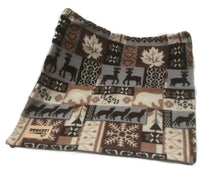 Stuff it Cover only, small dog pillow, bed polar fleece, zip, machine washable, puppy bed