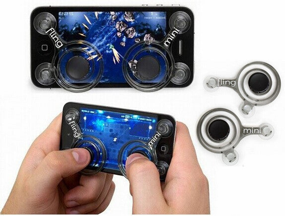 Fling mini Joystick for mobile phone