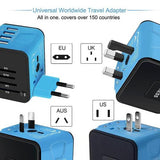 Universal USB Travel Adapter