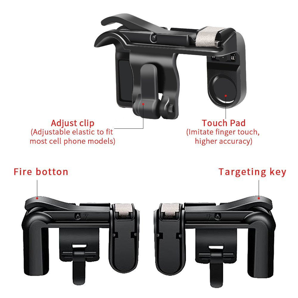 High Accuracy L1& R1 Mobile Button