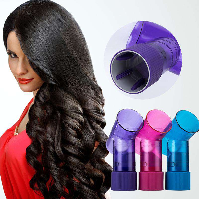 Hair Dryer Magic Wind Spin Curler Styling Tool | OneStopEgg.com