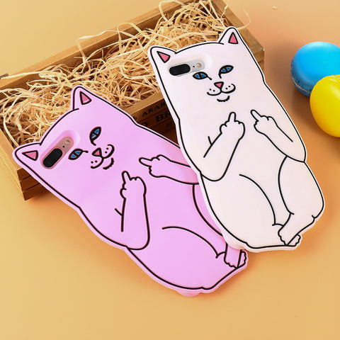 Cute Cat Case For iPhone