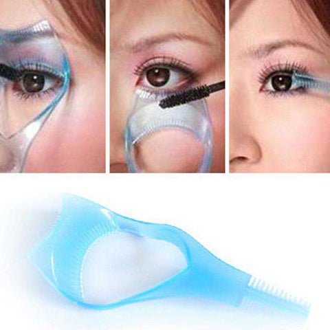 3 in 1 Mascara Eyelash Card Protector