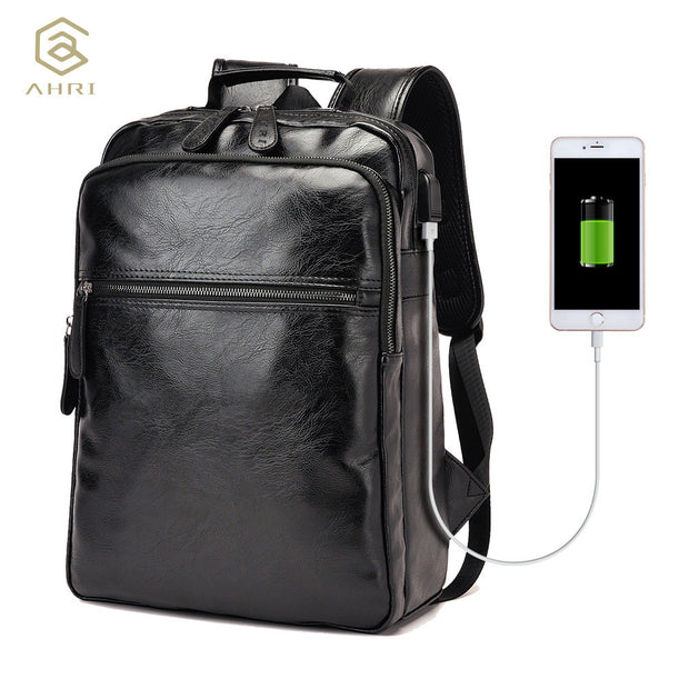 USB charger Backpacks
