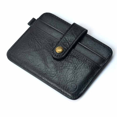 100% real leather Mini wallets - OneStopEgg.com