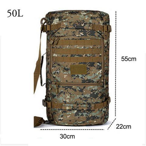 Amaging military backpacks bag