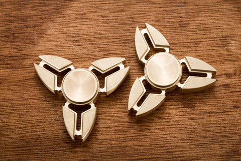 High-quality High-Speed Hand Spinner Metal Brass Finger