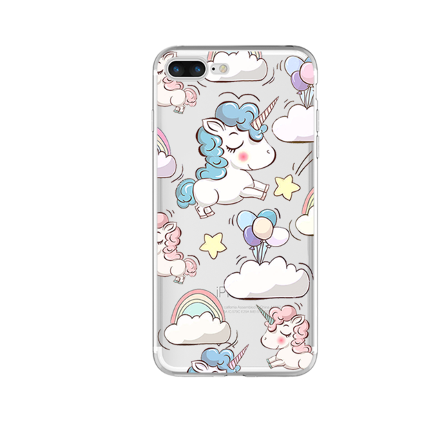 Unicorn phone cover iPhone and Samsung Galaxy