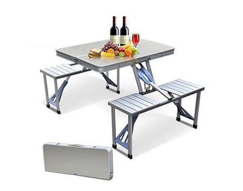 High Quality Outdoor Portable Folding Table Chair Set