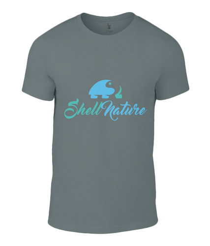 Men's Shell Nature Original Crew Neck Tee
