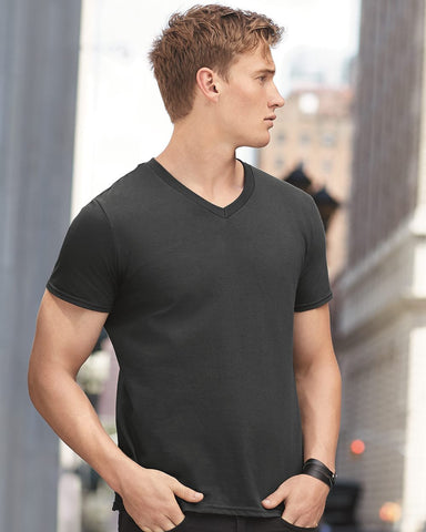 Anvil 982 V-Neck T-Shirt