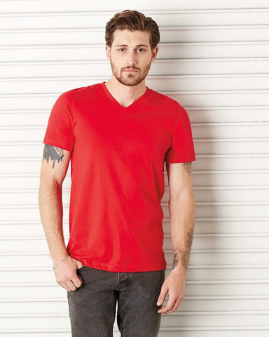 Bella + Canvas 3005 V-Neck T-Shirt