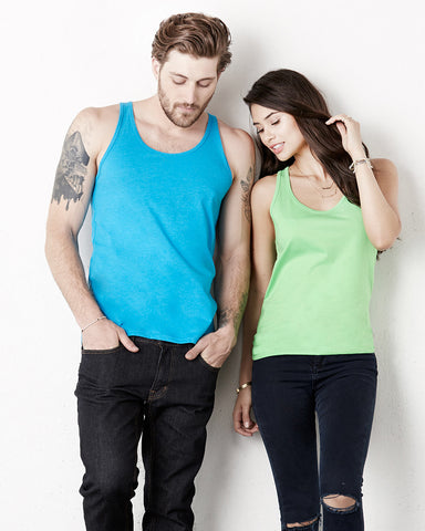 Bella + Canvas 3480 Jersey Tank