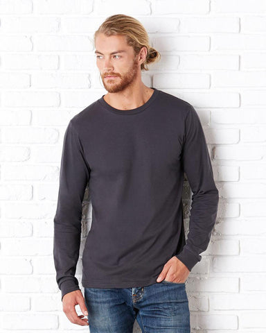 Bella + Canvas 3501 Long Sleeve Jersey T-Shirt