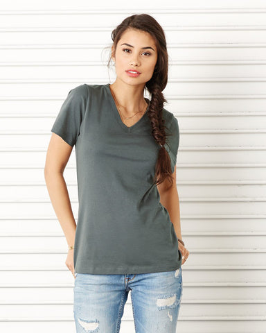 Bella + Canvas 6405 V-Neck T-Shirt