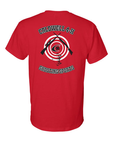 Caldwell 4H Shooting T-Shirt (Adult & Youth Sizes)