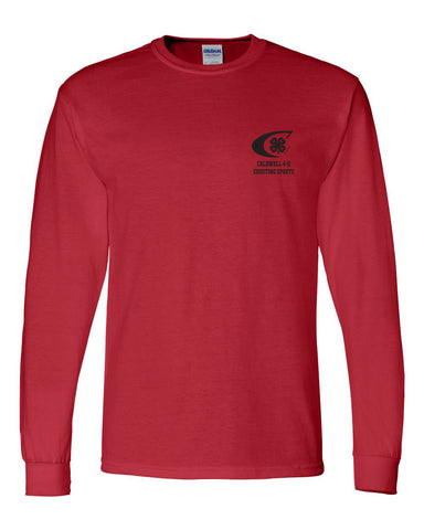 Caldwell 4H Shooting Long Sleeve Shirt (Adult sizes only)