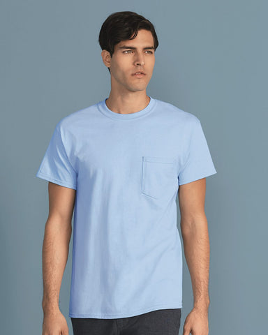 Gildan 2300 Pocket T-Shirt
