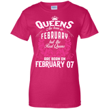 #1 The real queens are born on February 7