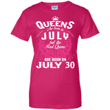 #1 The real queens are born on july 30