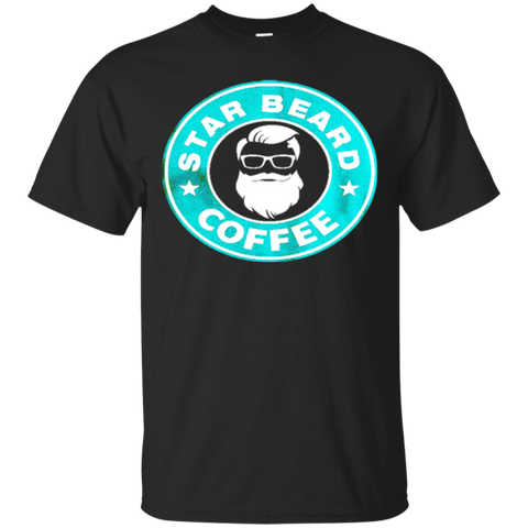 Bearded Beard STAR BEARD COFFEE 2257