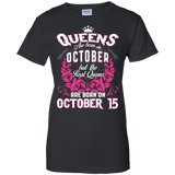 #1 The real queens are born on october 15