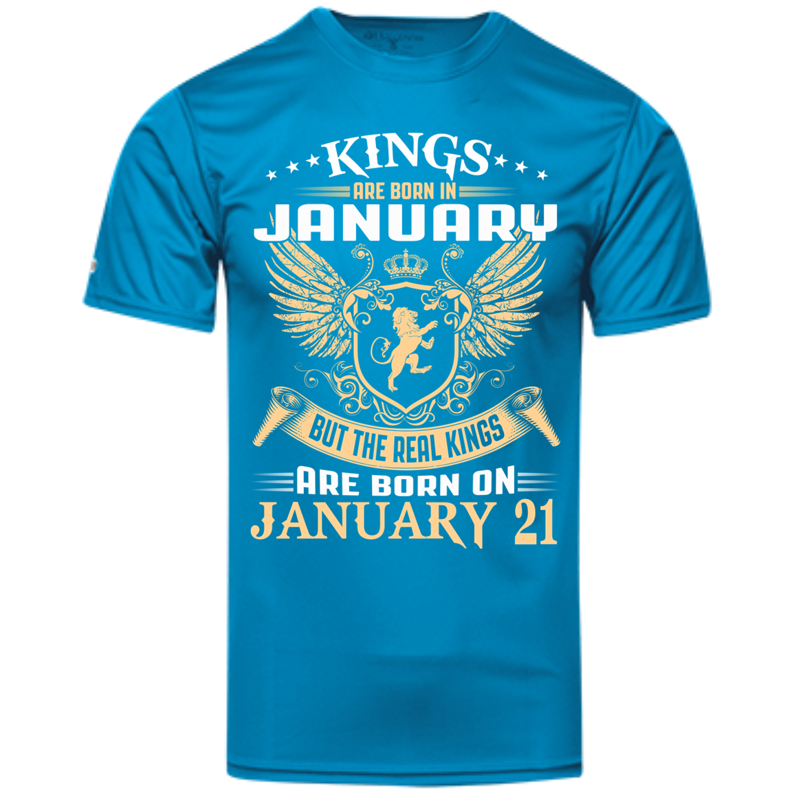 Legends Kings are Born on January 24